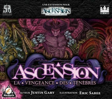 Ascension: La Vengeance des Ténèbres