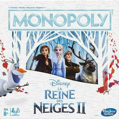 Monopoly: La Reine des Neiges II