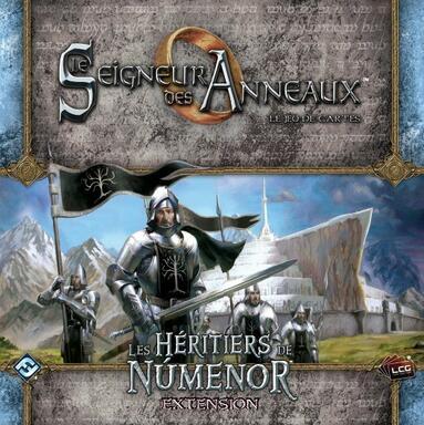 Le Seigneur des Anneaux: Le Jeu de Cartes - Les Héritiers de Númenor