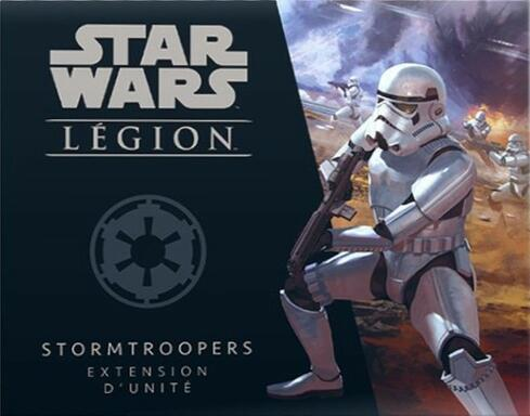 Star Wars: Légion - Stormtroopers