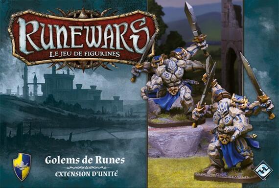 Runewars: Le Jeu de Figurines - Golems de Runes