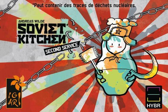 Soviet Kitchen: Second Service