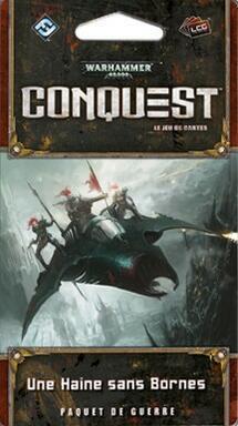 Warhammer 40,000: Conquest - Une Haine sans Bornes