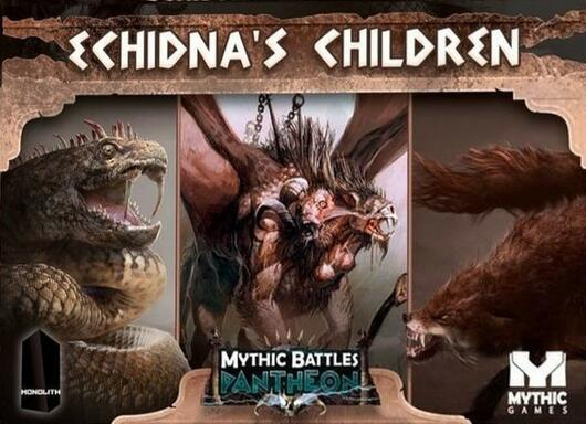 Mythic Battles: Pantheon - Echidna's Children