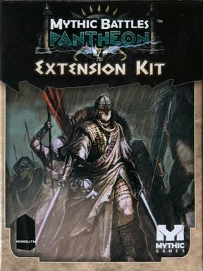 Mythic Battles: Pantheon - Extension Kit