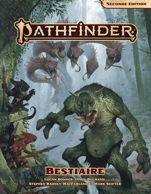 Pathfinder: Seconde Édition - Bestiaire