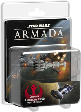 Star Wars: Armada - Corvette Corellienne CR90