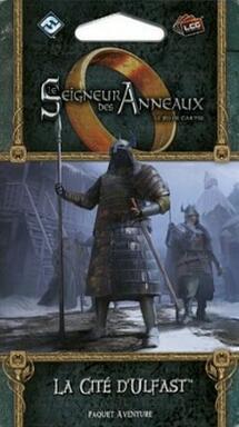 Le Seigneur des Anneaux: Le Jeu de Cartes - La Cité d'Ulfast