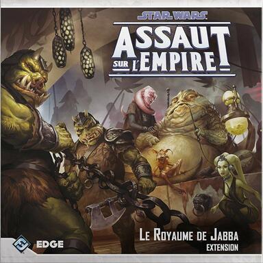 Star Wars: Assaut sur l'Empire - Le Royaume de Jabba