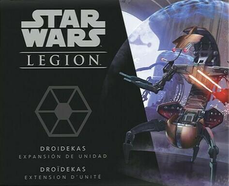 Star Wars: Légion - Droïdekas