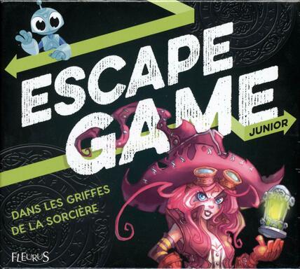 Escape Game: Junior - Dans les Griffes de la Sorcière