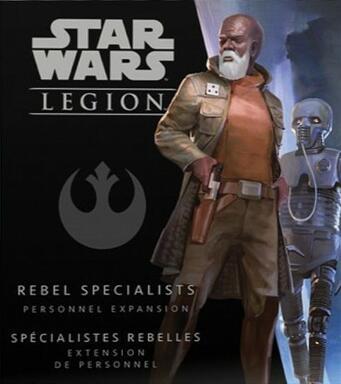 Star Wars: Légion - Spécialistes Rebelles