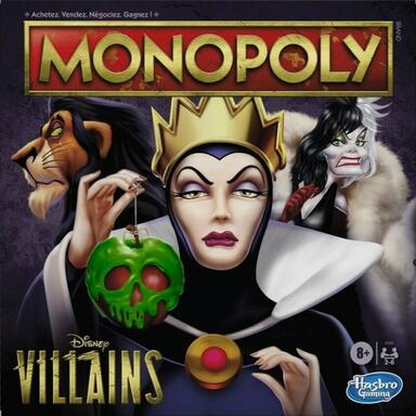 Monopoly: Disney - Villains