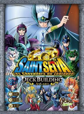 Saint Seiya: Deckbuilding - Asgard