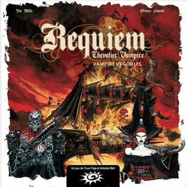 Requiem: Chevalier Vampire - Le Jeu