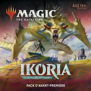 Magic: The Gathering - Ikoria La Terre des Béhémoths - Pack d'Avant-Première