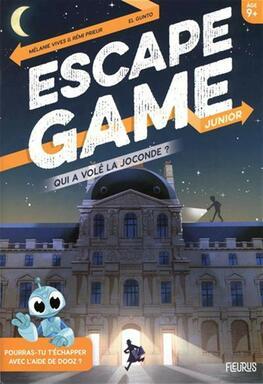 Escape Game: Junior - Qui a Volé la Joconde ?