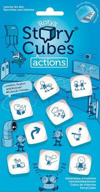 Rory's Story Cubes: Actions (Blister)