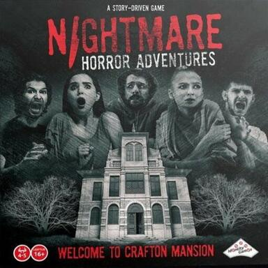 Nightmare Horror Adventures: Welcome to Crafton Mansion