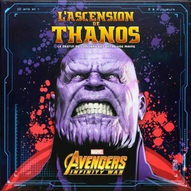 L'Ascension de Thanos: Avengers Infinity War