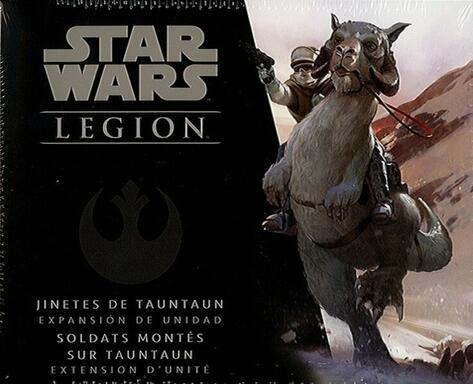 Star Wars: Légion - Soldats Montés sur Tauntaun