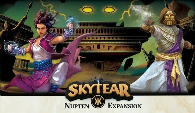 Skytear: Nupten Expansion