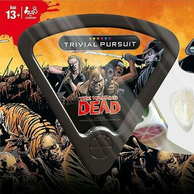 Trivial Pursuit: The Walking Dead
