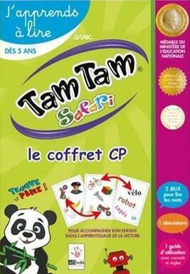 Tam Tam: Safari - Le Coffret CP
