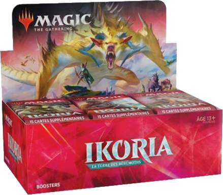 Magic: The Gathering - Ikoria La Terre des Béhémoths - Boosters