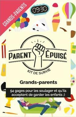 Parent Épuisé: Kit de Survie - Grands-Parents