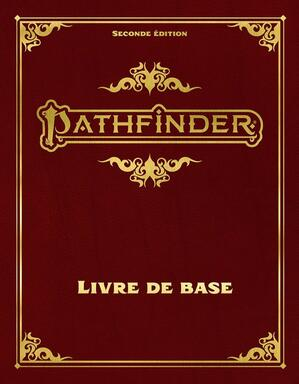 Pathfinder: Seconde Édition - Collector - Livre de Base