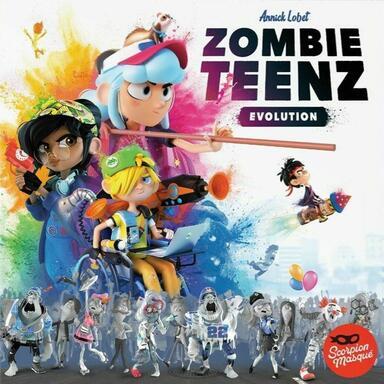 Zombie Teenz: Evolution