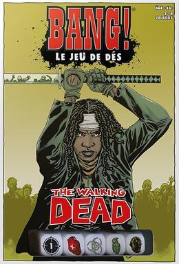 BANG ! Le Jeu de Dés: The Walking Dead