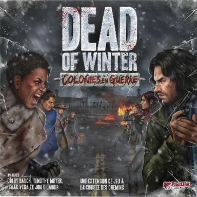 Dead of Winter: Colonies en Guerre