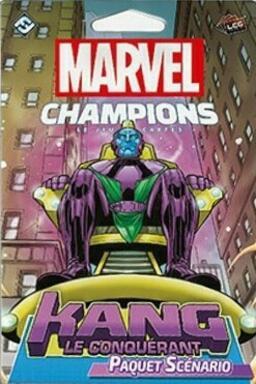 Marvel Champions: Le Jeu de Cartes - Kang le Conquérant