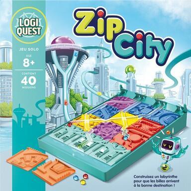 LogiQuest: Zip City