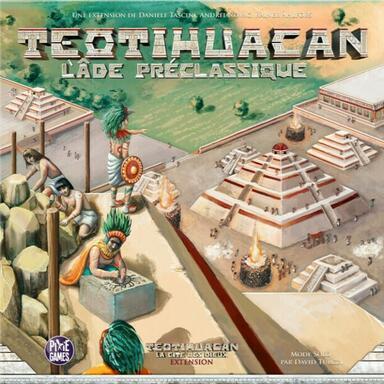 Teotihuacan: L'Age Préclassique