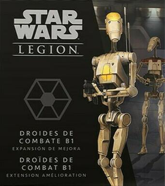 Star Wars: Légion - Droïdes de Combat B1