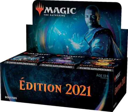 Magic: The Gathering - Édition 2021 - Boosters