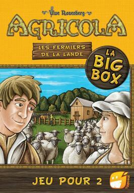 Agricola: Les Fermiers de la Lande - La Big Box