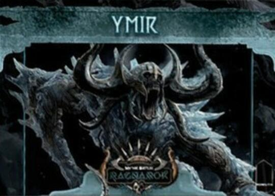Mythic Battles: Pantheon - Ymir