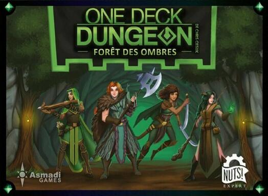 One Deck Dungeon: Forêt des Ombres