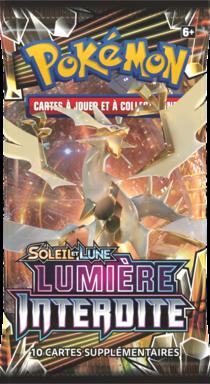 Pokémon: Soleil et Lune - Lumière Interdite - Booster