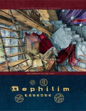 Nephilim: Légende - Les Veilleurs du Lion Vert