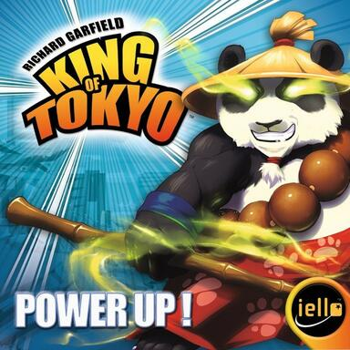 King of Tokyo: Power Up !