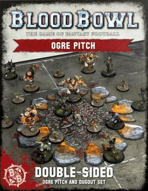 Blood Bowl: Le Jeu de Football Fantastique - Ogre Pitch