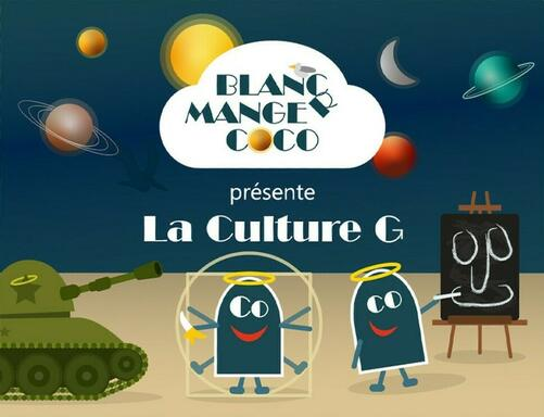 Blanc Manger Coco: La Culture G