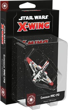 Star Wars: X-Wing - Chasseur ARC-170