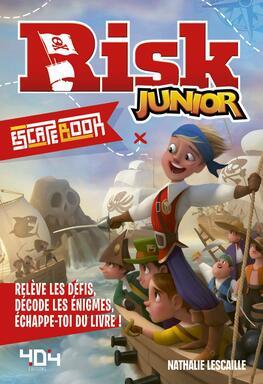 Escape Book: Risk - Junior