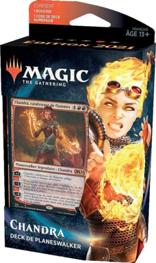 Magic: The Gathering - Édition 2021 - Chandra